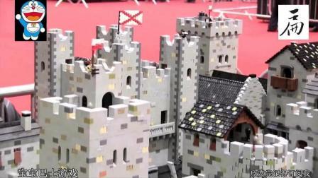 乐高世界★LEGO 中世纪城堡和村庄 4399小游戏