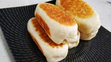 不用烤箱就能在家做的红糖桂圆面包, 松软可口, 制作简单