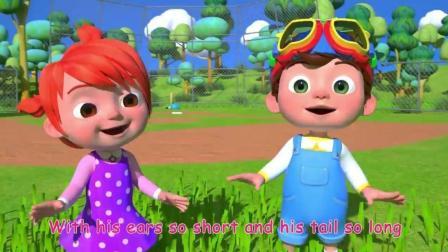 捉迷藏 卡通儿歌 优美童谣 趣味歌曲 少儿启蒙英语 早教音乐动画