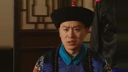 雍正王朝: 图理琛微微点头证明了弘时已被处死, 弘历伤心如释重负