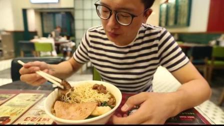香香的港式美食 车仔面