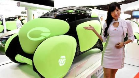 日本发明橡胶防撞车, 怎么都撞不烂, 网友: 装了轮胎的乌龟?