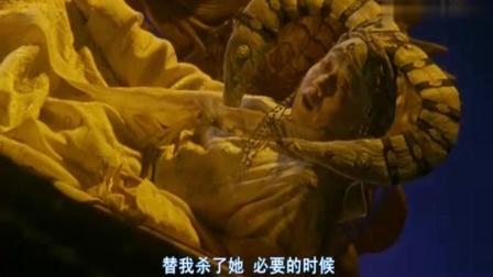 《东方三侠》这什么毒针, 那么厉害, 一针见效? 张曼玉中毒