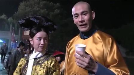 《如懿传》幕后花絮曝光, 揭秘富察皇后落水真相