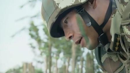 零号国境线:战士踩到地雷,为救战士,把自己换上去顶他