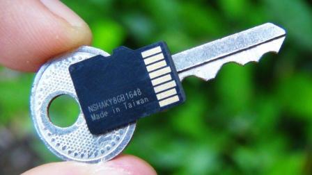 活了20年才知道, 原来钥匙还有这个功能, 真是厉害了