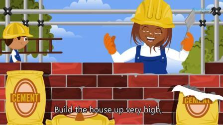 海伦多兰英语原创歌曲 Build a House