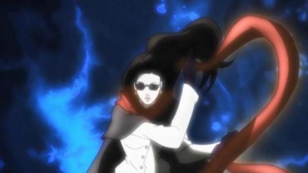 面对全身长满针刺的敌人,莉莎竟然用围巾就轻松解决,太牛了