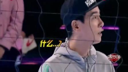 陈小春在女排奥运冠军惠若琪手里赢了一球? 结果