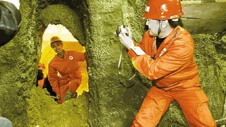 修地铁挖出来那么多的土, 最后都去哪了? 今天可算知道了