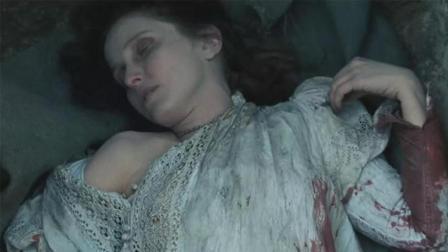 四分钟看完《女伯爵》为抓住流逝的青春, 她成了真正的吸血鬼