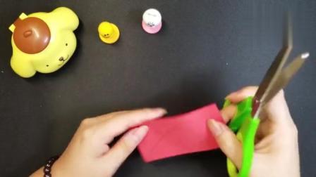 超简单的创意手工拼贴画: 立体草莓