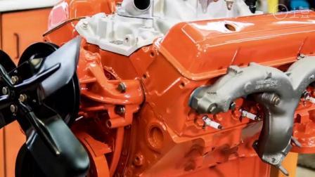 发动机里面是怎样的  牛人吧零件全部拆卸再组装