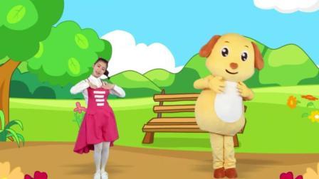 多吉律动儿歌:小毛驴 健康歌