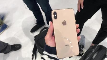 6.5寸屏iPhone XsMax真机上手体验: 手感很销魂