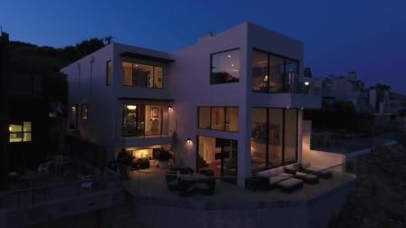 马布里海岸, 大型户外娱乐的高端庭院别墅