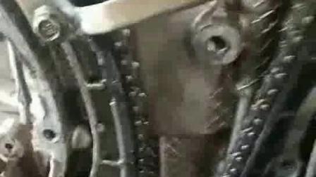 【汽修300秒】08年哈飞路宝发动机正时安装