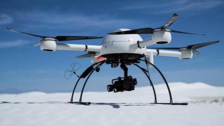 中国无人机还可以这样玩? 来看看工程师怎么用无