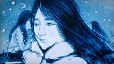 一首伤感情歌《殇雪》, 听哭有故事的人!