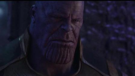 宇宙帝王灭霸, 打遍漫威多元宇宙无敌手, 却在这铁骨柔情的流泪