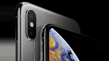 iPhoneXS和iPhoneXSMAX真机对比