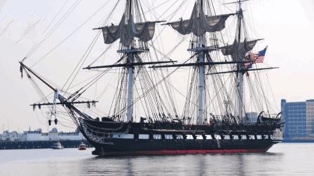 服役时间长达200年, 美军现役最古老的战舰, 重点是从未有过败仗
