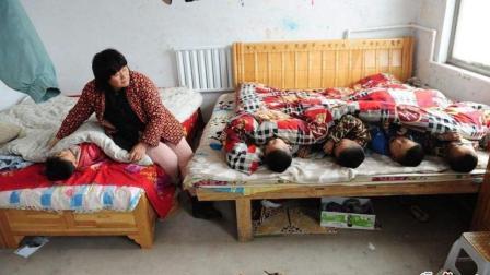 儿媳喜怀五胞胎, 看到孩子性别, 婆婆笑称这才是真正的五福临门!
