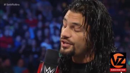WWE: 罗曼最极端的愤怒!