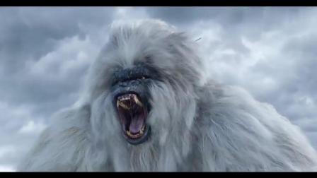 狄仁杰四大天王: 法师带白毛金刚前来助阵, 两大怪兽决战, 惊险刺激