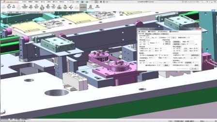 Solidworks视频教程: 同步带选型讲解