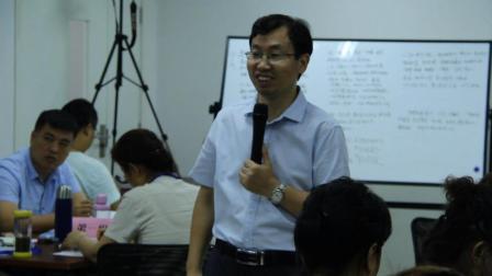 心理学专家史战彪博士莅临济南, 《应用心理教练》济南专题培训  第二集