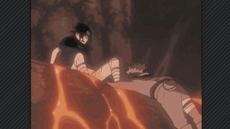 火影忍者: 木叶下忍都这么强吗对待鸣人佐助居然手下一点都不留情