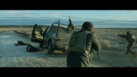 墨西哥毒贩用火箭筒袭击美军车队
