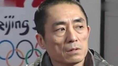 张艺谋被问谁是中国最好的演员, 他就说了2个人