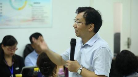 心理学家史战彪博士莅临济南, 主讲《应用心理教练》  第三集