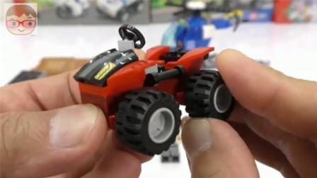 益智玩具: 直升飞机越野汽车模型 DIY手工装配 积木拼装 趣味儿童玩具 智力开发玩具