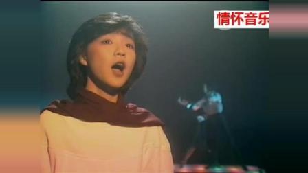 19岁的陈慧娴, 第一首歌曲《逝去的诺言》, 公主当时有点萌萌的