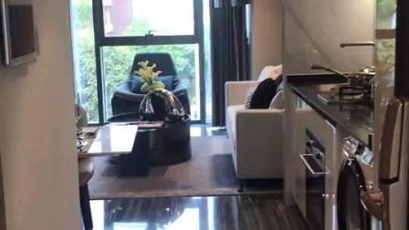 繁忙的城市中, 回到家能拥有这么一套智能loft公寓, 真好!