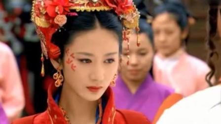 古装红嫁衣群像谁嫁衣如火 惊艳了红尘