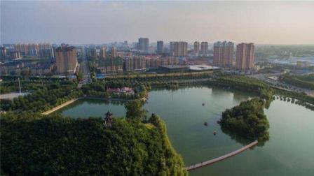 河南周口的一个县, 人口超百万, 铁路、高速、航运全线贯穿!