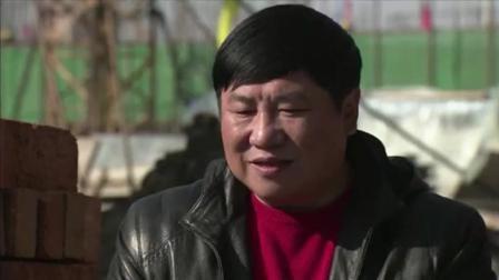 刘大脑袋到工地里碰到长贵 经理问他会干啥活 我当总经理行别的活也不会干