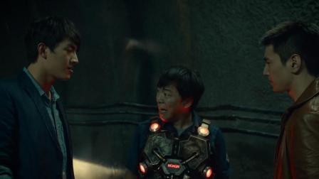 三分钟看《痞子英雄2:黎明升起》  开挂当英雄拯救全人类