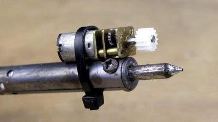 维修师傅把锡焊枪这样改一改, 功能太强大了