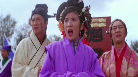 张国荣主演的搞笑电影, 大牌云集, 被重播了N次