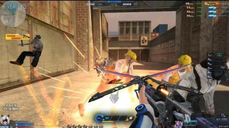 生死狙击轻风: 冒险机巧套组合武器 机巧-千变弩展示 无限能量 回旋击