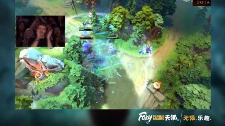 FoxyCasino天狐视频: 刀塔2 游戏搞笑视频 6