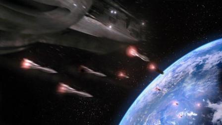 外星文明入侵地球, 人类躲入保护罩, 研发特殊武器伺机反攻! 速看科幻电影《冒名顶替》
