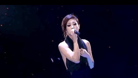 林忆莲最撕心裂肺的一首歌, 终于找到现场版了, 开口粉丝就泪流满面