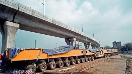 中国发明900吨巨型造桥怪兽, 美韩抢着购买, 日本