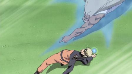 火影忍者: 最强之矛VS最强之盾, 鸣人用巧智击败三代雷影